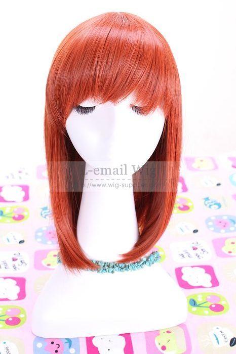Orange Europe hairstyles