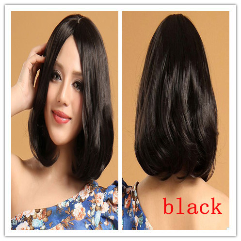 women fashion curly hair wig