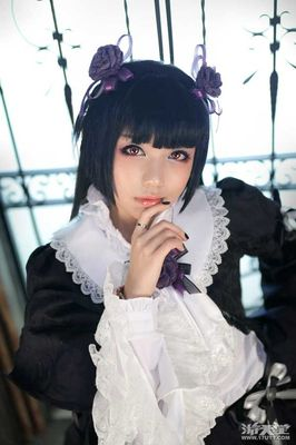 Top 6 Popular Anime Characters With Black Color Cosplay Wig L