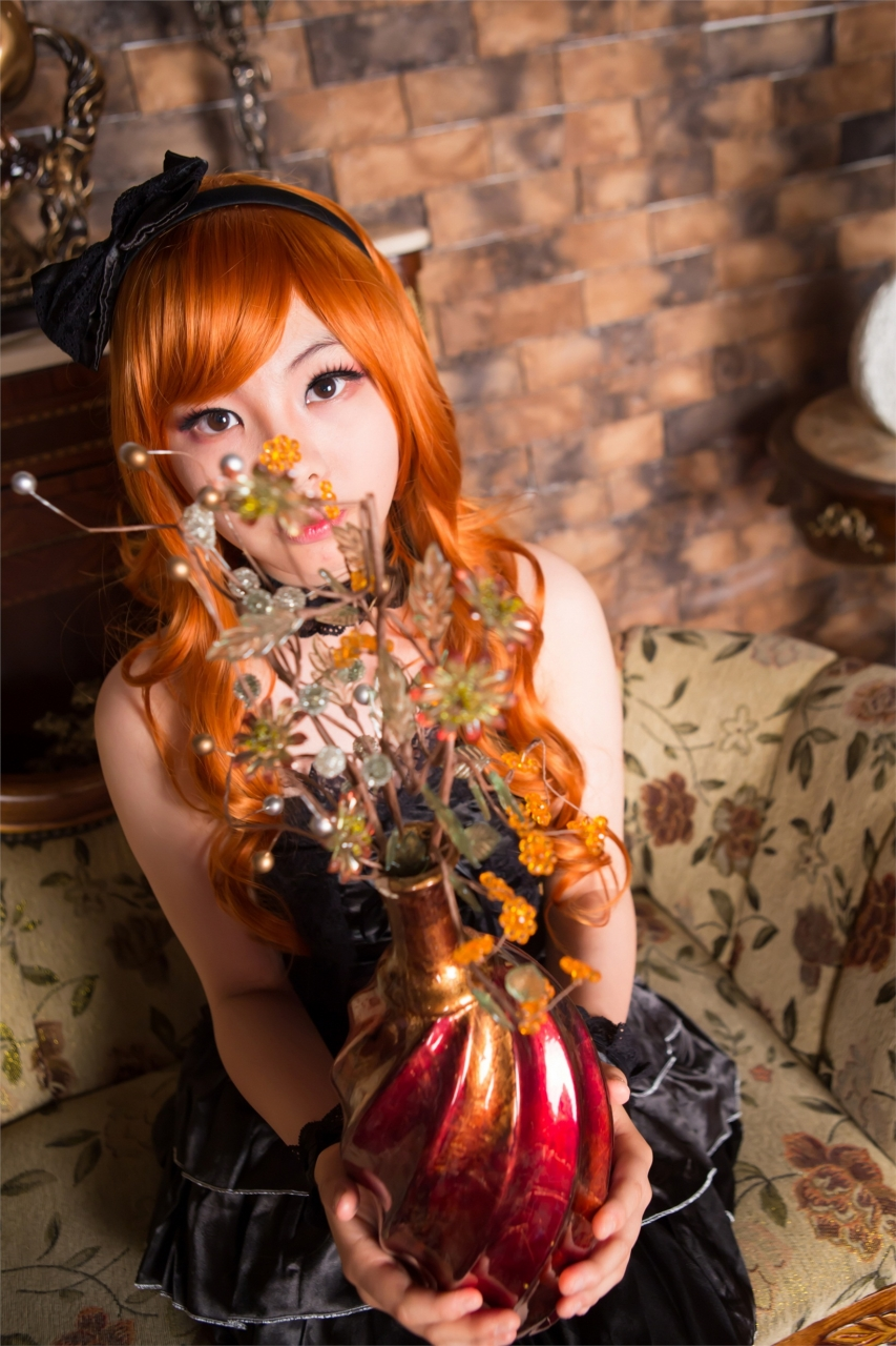 Beautiful Lolita Cosplays