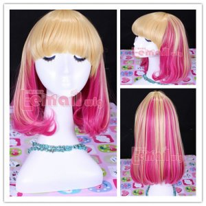 Cosplay Wigs - A Necessary to Your Cosplay Image
