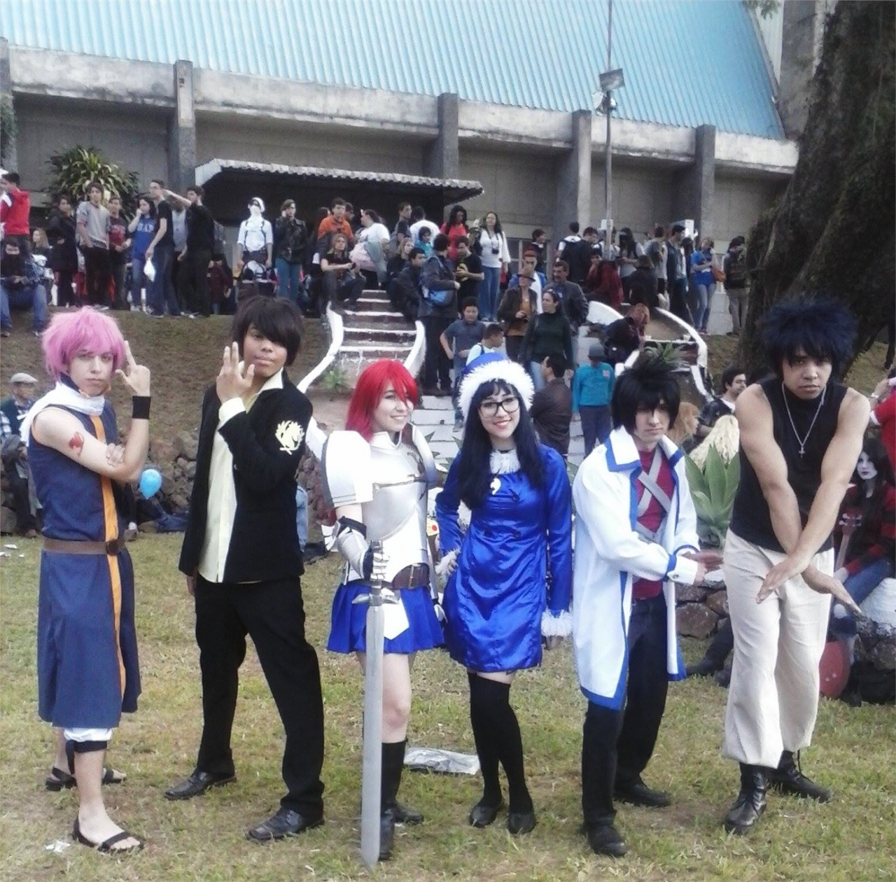 Enjoy the Very Amazing Fairy Tail Cosplay Photos