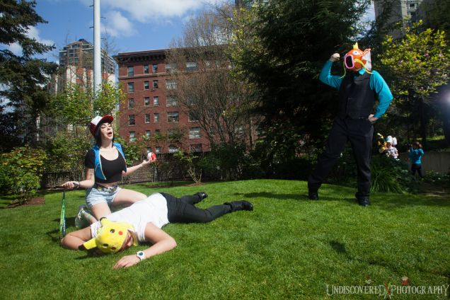 Enjoy Your Weekend from Great Cosplays