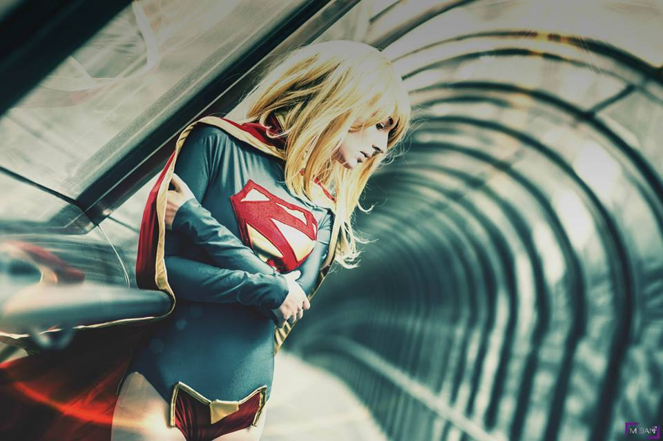 Popular Super Girl Cosplays