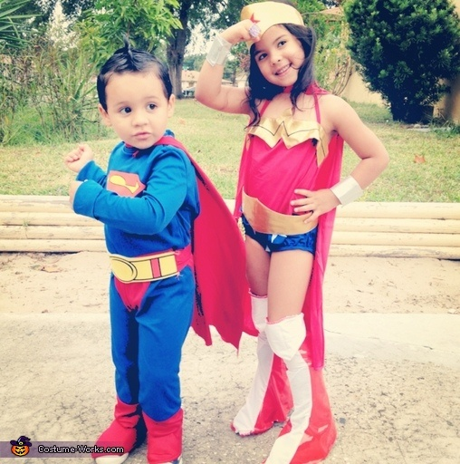Superhero Costume Ideas For Your Kids  sc 1 th 225 & Superhero Costume Ideas For Your Kids - L-email Wigs blog