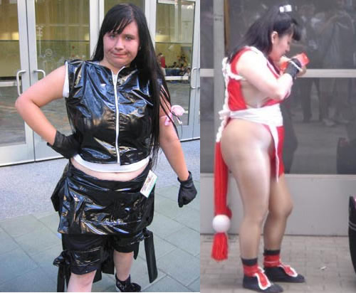 Terrible Cosplay Ideas You Should Avoid