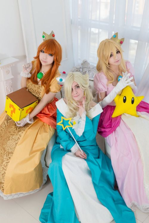 Beautiful Cosplay Photos