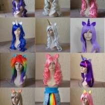 Beautiful Cosplay wigs You Will Like