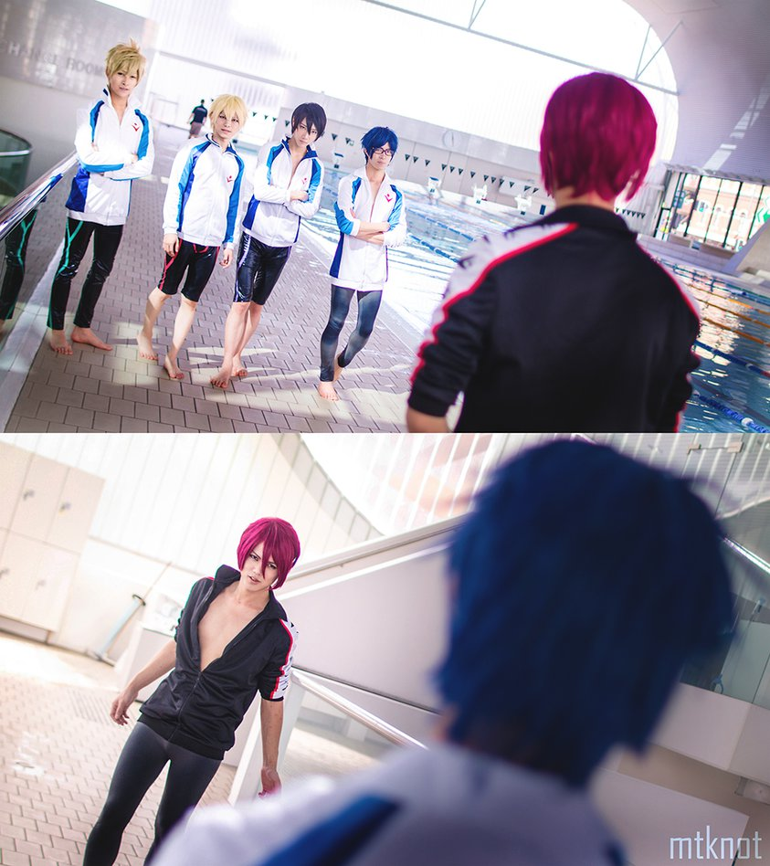 Casual Cosplay Costumes from Anime Free!