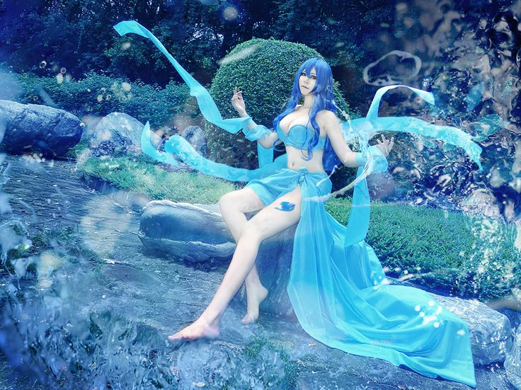 8 Lifelike Fairy Tail Cosplay Pictures