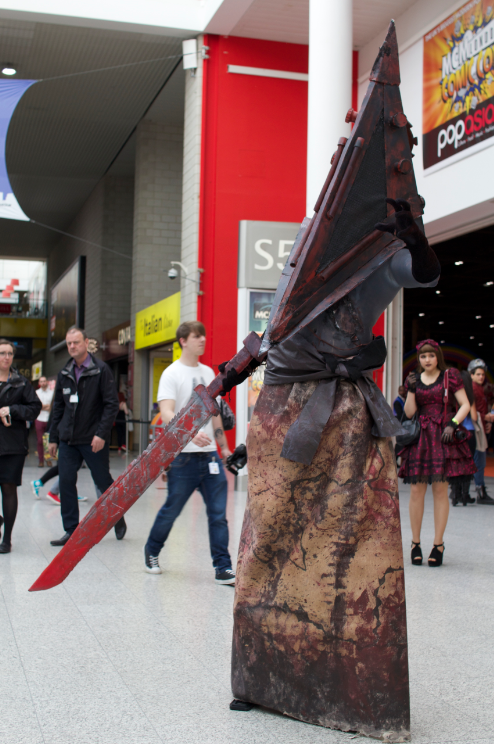 Best Cosplay at MCM London Comic Con