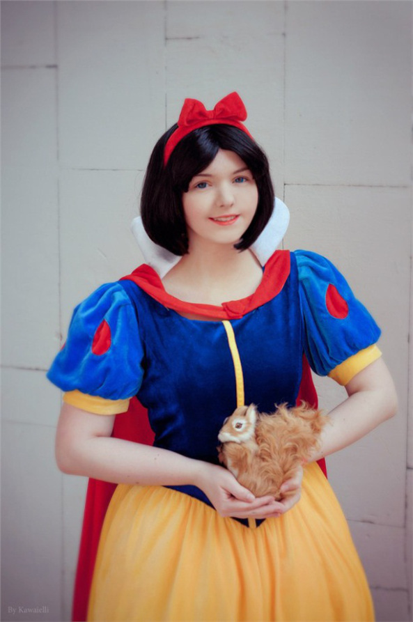Great Cosplay Photos that can Cheer You Up
