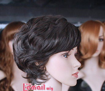 High Quality Black Wig Brings You Great Experience!