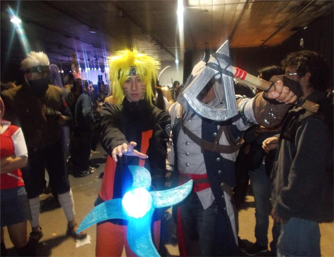 Top 6 Naruto Cosplay Photos
