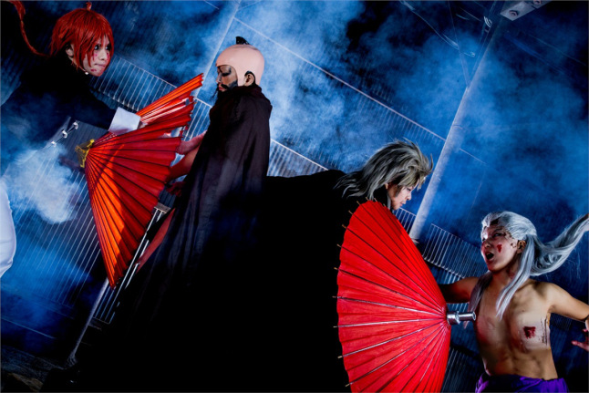 Top 9 Gintama Cosplay Photos
