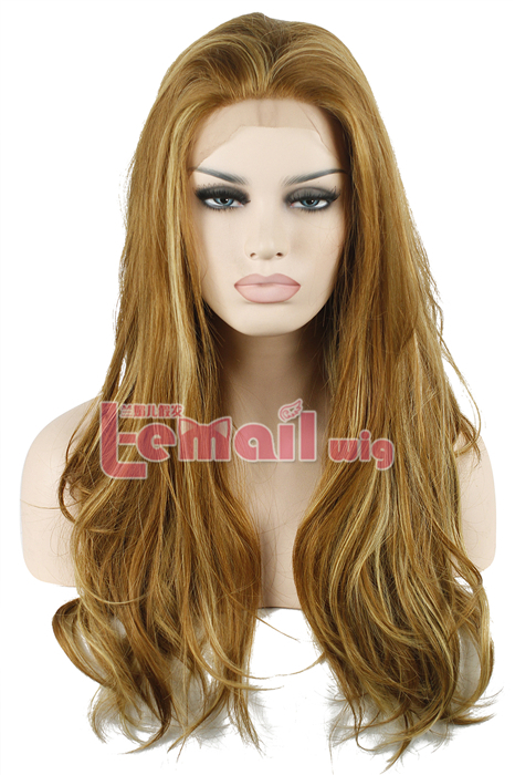 Lace front wig1