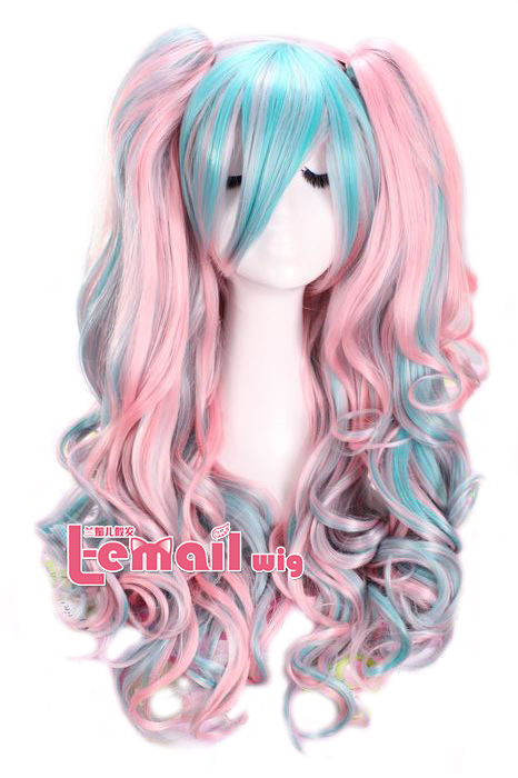 Lolita Style Pink Color Wig - You Certainly Love it!!