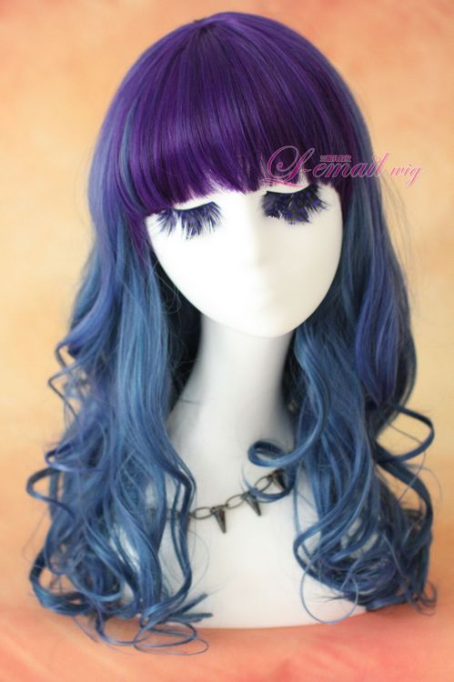 Wanna Try New Hair Style? L-email Wig Makes Your Dream Come True!