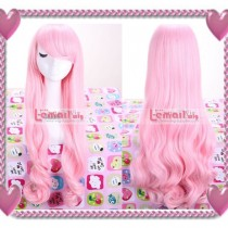 Review for 70cm Beautiful Pink Wig
