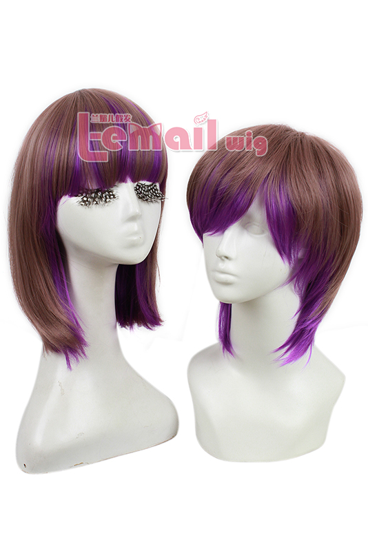 Unfollow Others, Purple Wig Creates Your Own Style!
