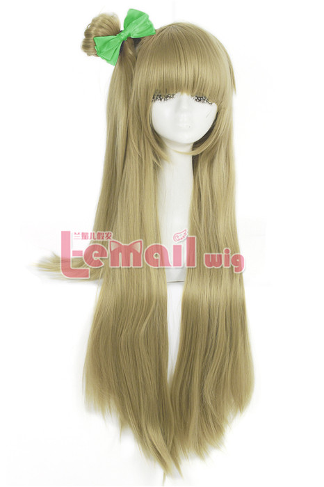 90cm Flaxen Minami Kotori Cosplay Wig for Love Live!