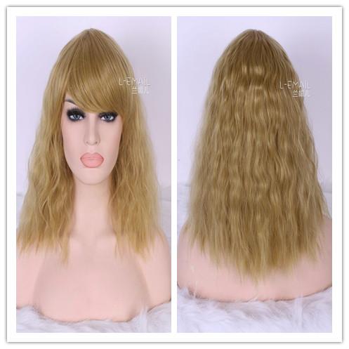 Beautiful Blonde Color Wigs