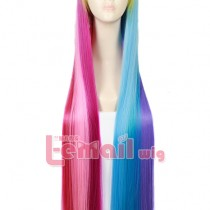 Colorful Rock Wigs Keep You Fashionable