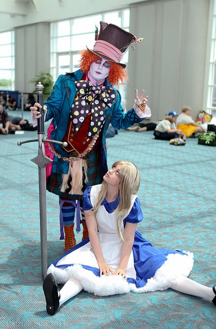 People Love Cosplay for Different Reasons