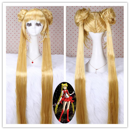 Pretty Sailor Moon Cosplay Wigs