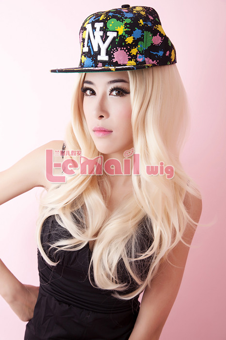 Stunning Blonde Color Wigs You Should Have