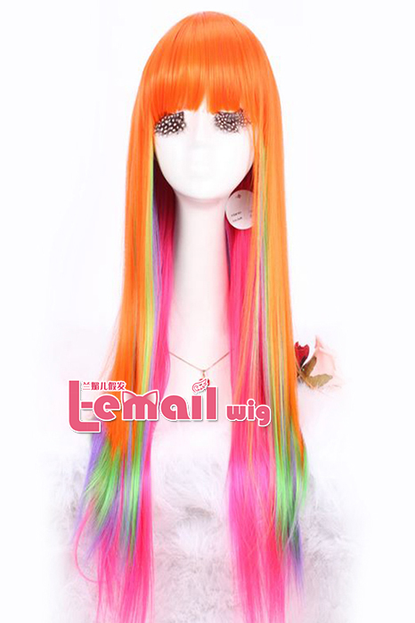 Top Two Series Colorful Wigs of All Time