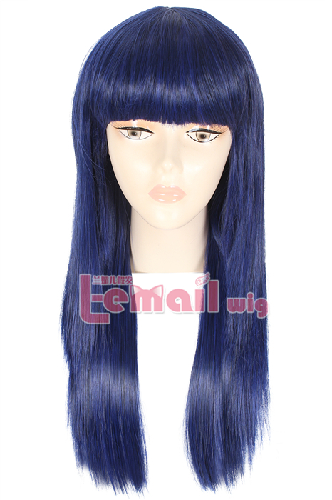 60am Bobo Bang Long Straight Wig Review