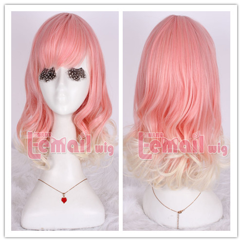 Choose A Perfect Pink Color Wig