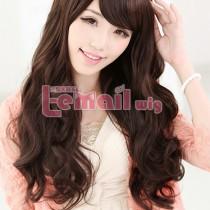 Glamorous Synthetic Wig