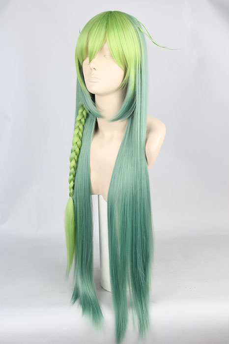 100cm Long Straight Amnesia Ukyo Cosplay Wig