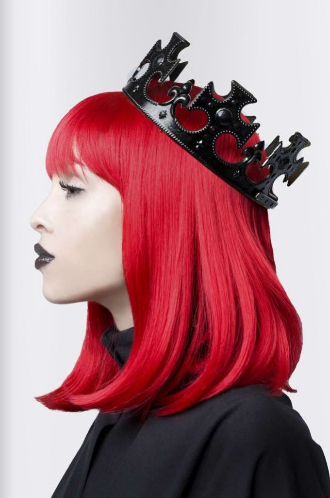 You Need Charming Red Wig Today