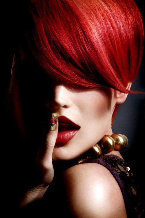 You Need Charming Red Wig Today5