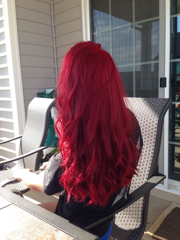You Need Charming Red Wig Today8
