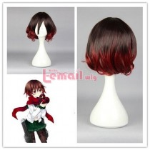 Mixed Color Wig Wins Girl's Heart