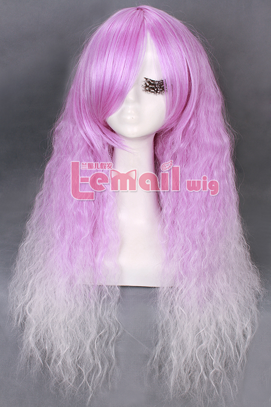 Popular Curly Rhapsody Wig