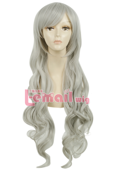 Awesome Silver Wig Needs to Try