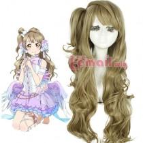 75cm Long Wave Love Live Minami Kotori Cosplay Wig