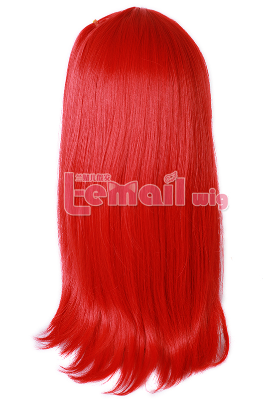 Amazing Red Cosplay Wig