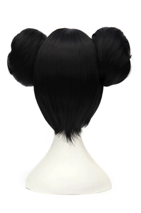 Love Live Short Black Cosplay Wig