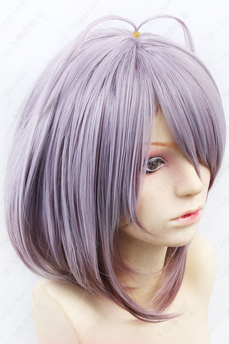 Medium Orion Purple Gradient Cosplay Wig Review