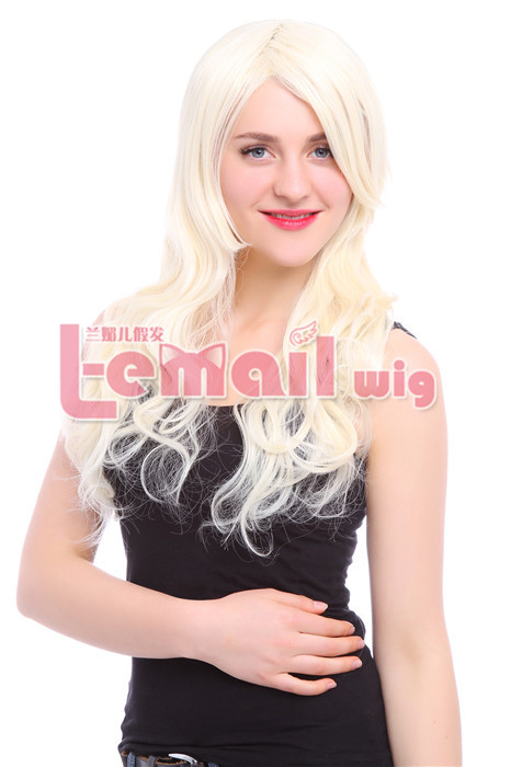 Soft Blonde Wigs in Different Lengths