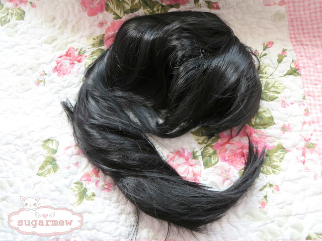 L-email Wig ♥ Basic Black Wig ♥ Review