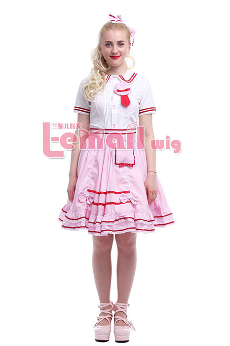Lolita Fashion Review for Wig-supplier