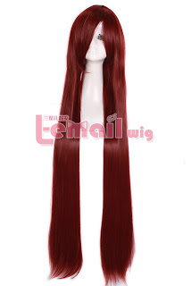 Review: Wig-Supplier's Long Wine Wig