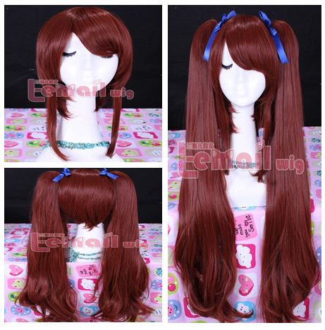 L-email Wig Review Chocolate Wig~Delicious